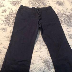 St. John's bay straight leg pants